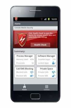 Comodo Mobile Security 1.4 для Android