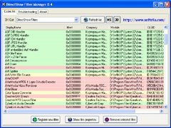 DirectShow Filter Manager