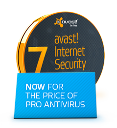 avast! Internet Security 7.0 Логотип
