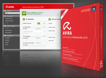 Скачать Avira Internet Security 2012 бесплатно
